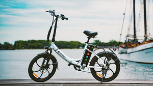 Emmo Foldable Electric Bicycle - F7 *must be picked up in store*