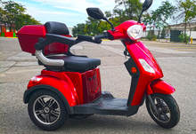 Load image into Gallery viewer, Emmo T345 Mobility Scooter