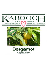 Load image into Gallery viewer, Bergamot (organic and regular)