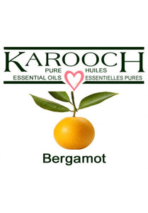 Bergamot (organic and regular)