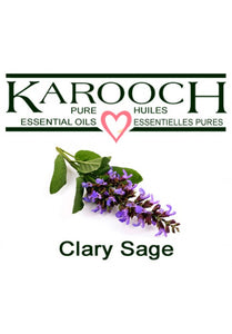 Clary Sage (organic and regular)