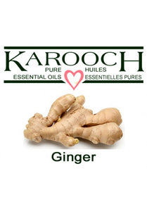 Ginger (regular and organic)