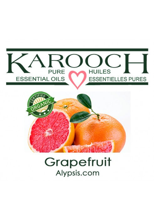 Grapefruit (regular and organic)