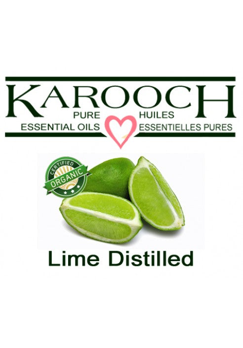 LIME DISTILLED ORGANIC