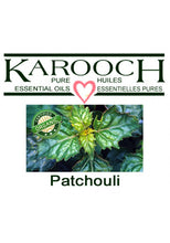 Load image into Gallery viewer, Patchouli (organic and regular)