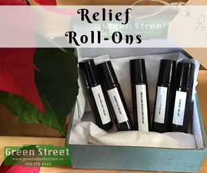 Relief Roll Ons