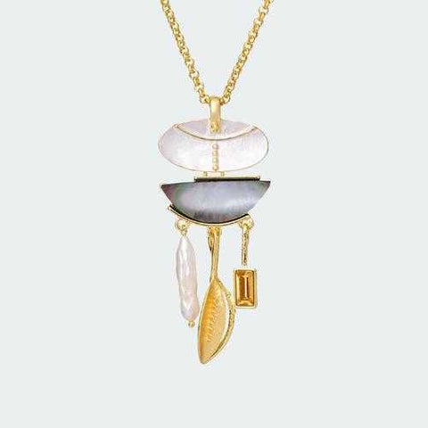 Poetic Nature Necklace