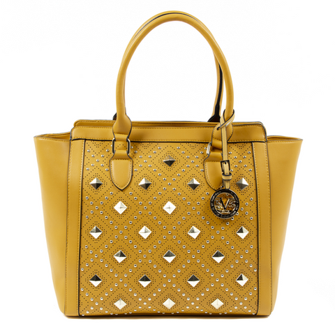 V 1969 Italia Womens Handbag Yellow ROBERTA