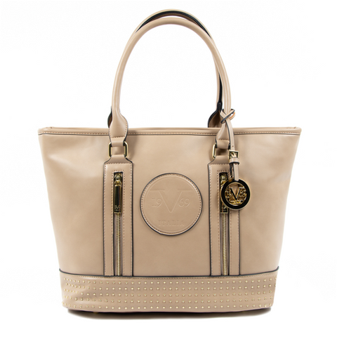 V 1969 Italia Womens Handbag Brown AGATA