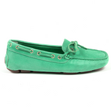 V 1969 Italia Womens Loafer Green PISA