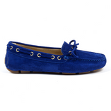 V 1969 Italia Womens Loafer Blue PISA