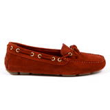 V 1969 Italia Womens Loafer Red PISA