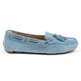 V 1969 Italia Womens Loafer Light Blue TORINO