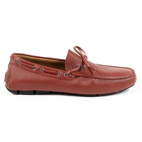 V 1969 Italia Mens Loafer Dark Red ADAM