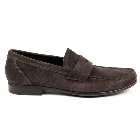 V 1969 Italia Mens Loafer Brown LEONARDO