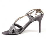 V 1969 Italia Womens Sandal Grey LETITIA