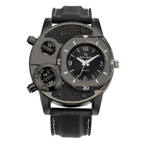 Special Silicone Quartz Watch