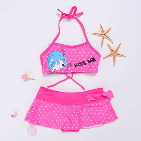 3pcs Baby Kids Cute Bikini
