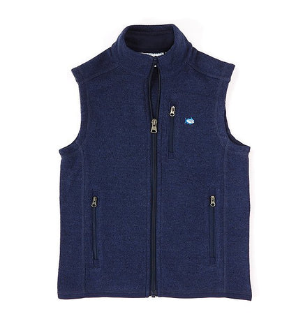 Y Samson Peak Sweater Fleece Vest