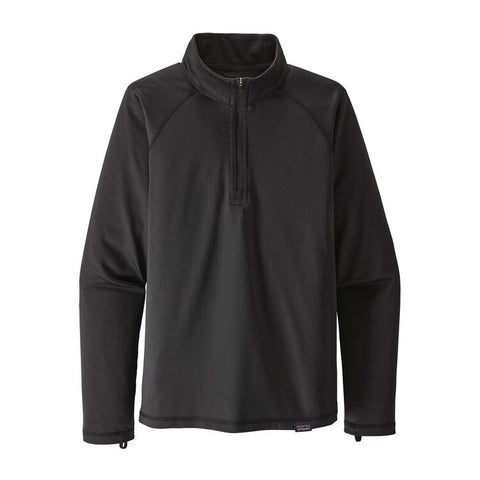 Capilene Heavyweight Zip-Neck