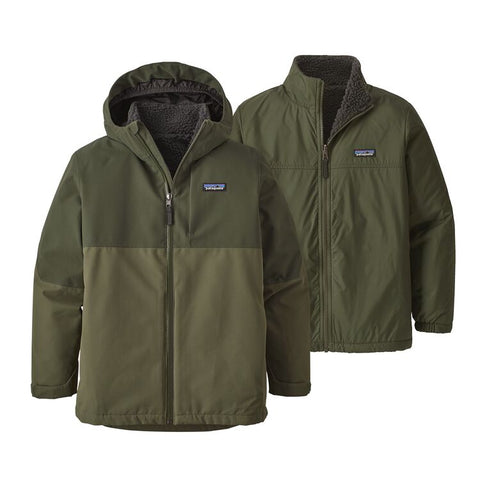 Boys' 4 in 1 Everyday Jacket
