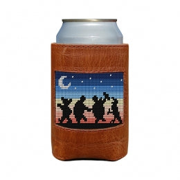 S&B Needlepoint Can Cooler