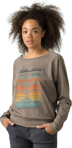 prAna Long Sleeve Graphic Tee