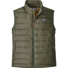 Load image into Gallery viewer, B Down Sweater Vest