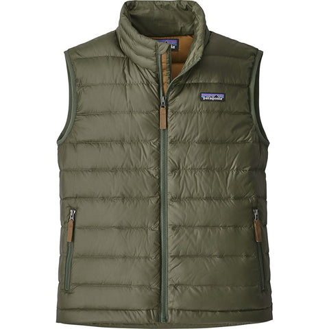 B Down Sweater Vest