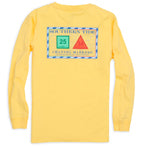 M L/S Channel Marker Tee