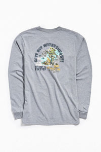 M L/S Save Our Watersheds Tee