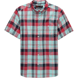 M S/S Big Cottonwood Shirt