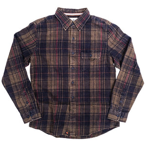 Gerard Washed Twill Button Up