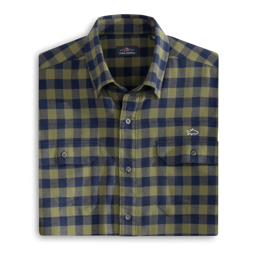 Woodbreak Flannel