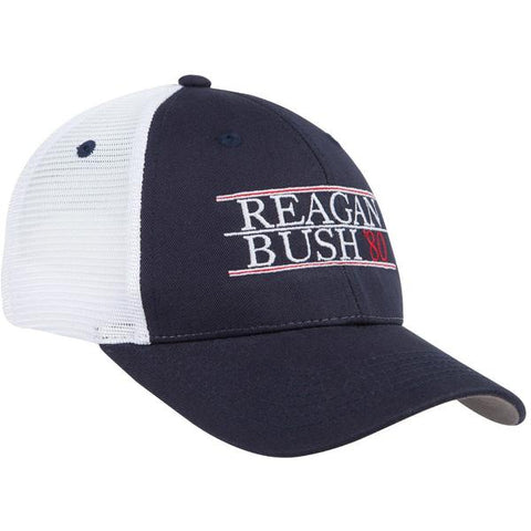 Reagan/Bush '80 Trucker Hat