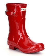 Load image into Gallery viewer, W Original Short Gloss Rain Boot