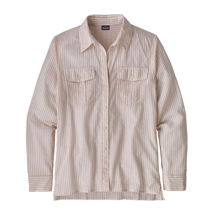 W L/S Lightweight A/C Buttondown