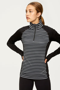 W L/S Striking Top