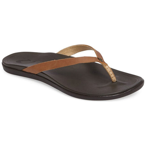 W Ho'opio Leather Sandal