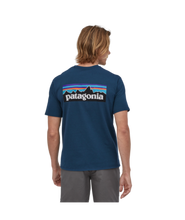 Load image into Gallery viewer, Men's S/S P-6 Logo Pocket Responsibili-Tee