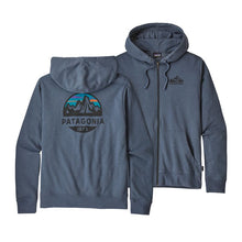 Load image into Gallery viewer, Fitz Roy Scope Lightweight Full-Zip Hoodie