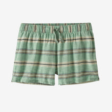 Load image into Gallery viewer, Women's Island Hemp Baggie Shorts