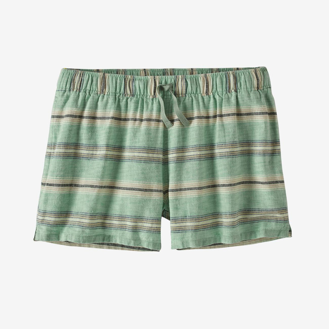 Women's Island Hemp Baggie Shorts