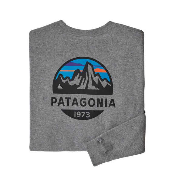 L/S Fitz Roy Scope Responsibili-Tee