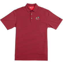 Load image into Gallery viewer, Pro Stripe Standing Bulldog Polo