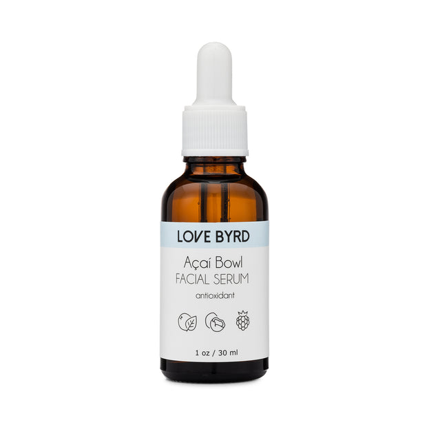 Açaí Bowl Facial Serum 1 oz