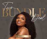Kinky Curly: Two Bundle Deal