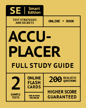 ACCUPLACER Test Topics And Tips - Smart Edition Media