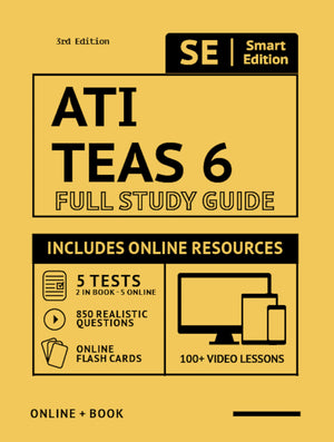 ATI TEAS Full Study Guide