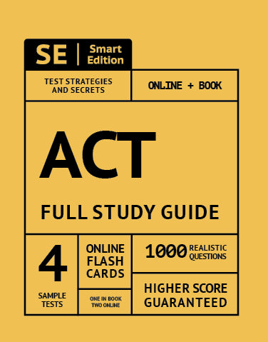 ACT Full Study Guide